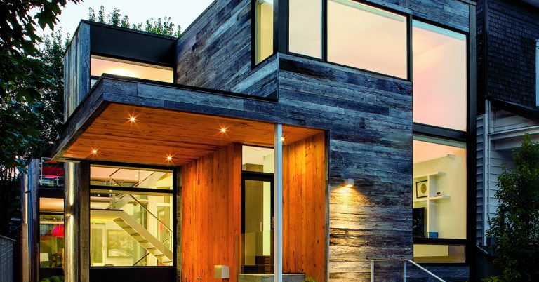 Homes That Show the Incredible Beauty of Windows & Doors