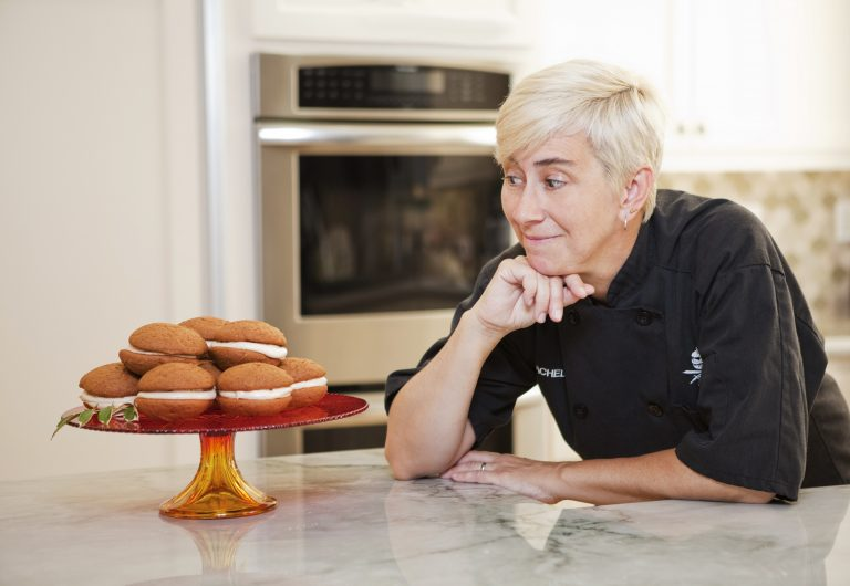 VIDEO: Pastry Chef Rachel Klemek Makes Whoopies with the Flavors of Fall