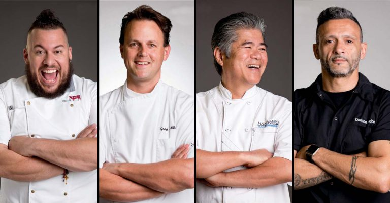 Getting to Know Four of South Coast Plaza's Top Chefs