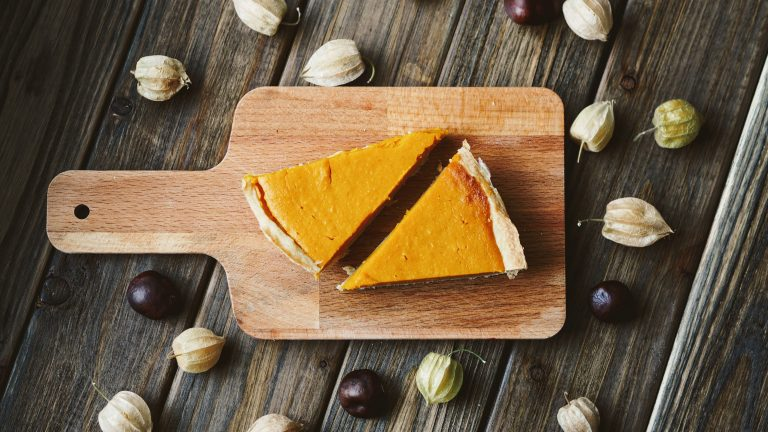 The Perfect Pumpkin Pie Recipe
