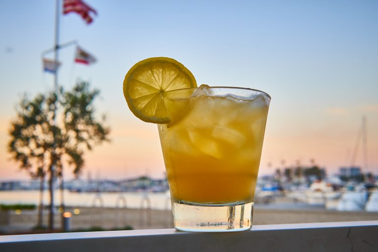 Booze With the Views at Lighthouse Bayview Cafe