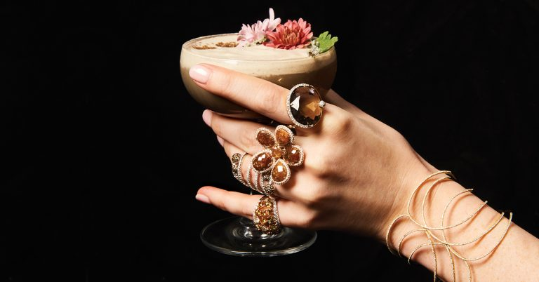 Cheers! Inventive Jewelry & Cocktails by O.C.'s Finest
