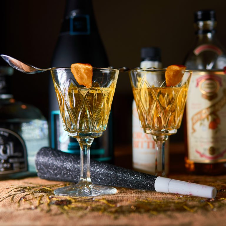 Spare Champagne After the New Year? Try This Cocktail