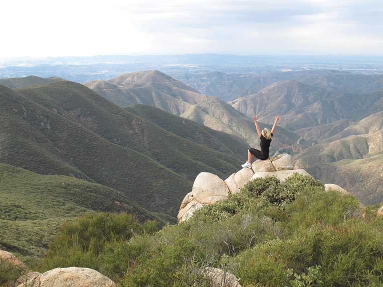 10 Orange County Hikes to Take You From Sea to Summit