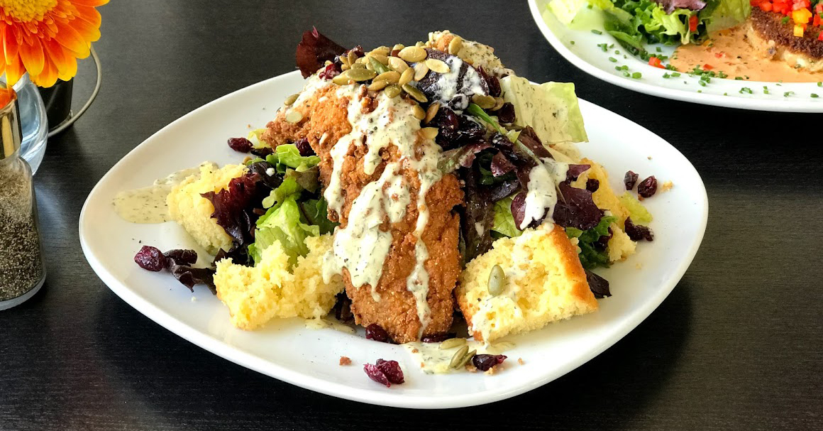Why Tupelo Junction Cafes Fried Chicken Salad Is The Best Gift From