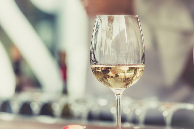 The Day I Bravely Drank White Port Wine Rather Than Gin
