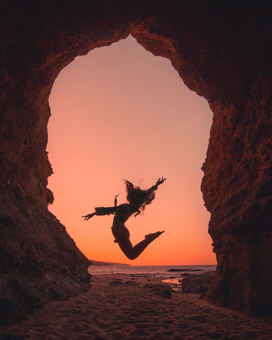 Treasure Island Laguna Beach: Sea Cave At Treasure Island Beach