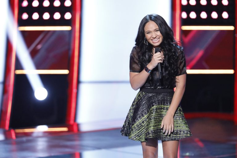 "Meet Jamella Perkins, the Mission Viejo Resident Competing on this Season of ""The Voice"""
