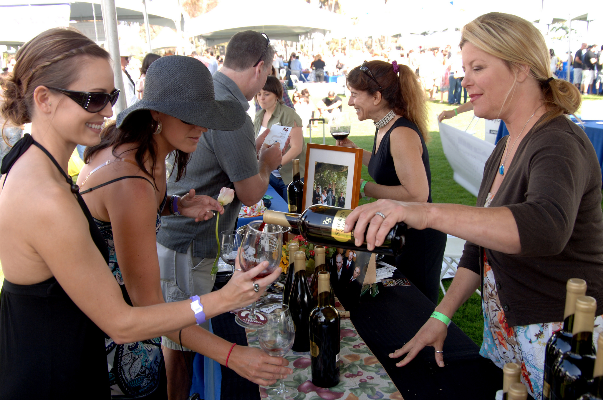 Why Youll Want Vip Tickets To The California Wine Festival