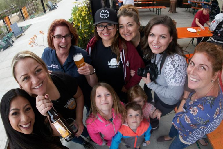 Try This Beer Brewed By All O.C. Women