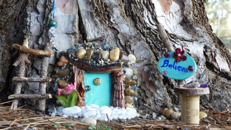 Fairy Trail Reopens at Oso Creek in Mission Viejo