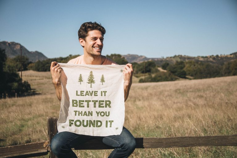 Meet Parks Project, An Outdoor Lifestyle Brand Co-Founded by Huntington Beach-raised Sevag Kazanci