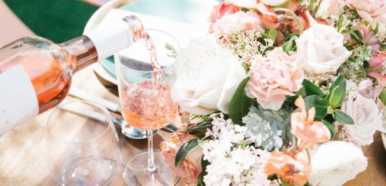 Hurray! A Spring Soiree Dedicated to Rosé