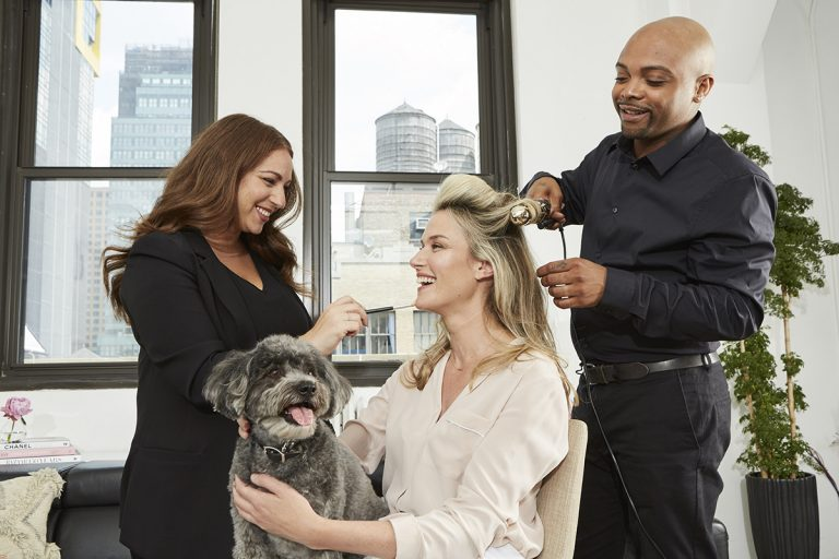 Glamsquad Redefines the Beauty Routine With Services That Come To You