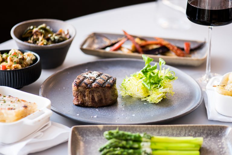 Leatherby's Café Rouge Proves to be a Showstopper