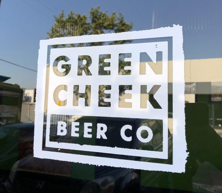 Potsville: East-Coast Style Lager by Green Cheek in Orange