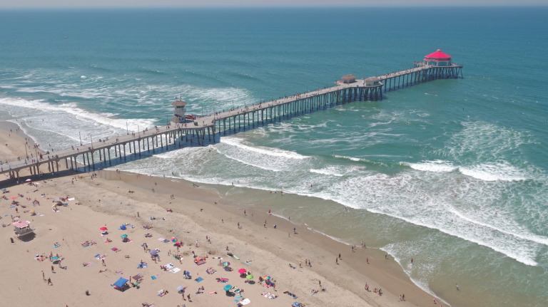 The Best Beaches in Orange County!