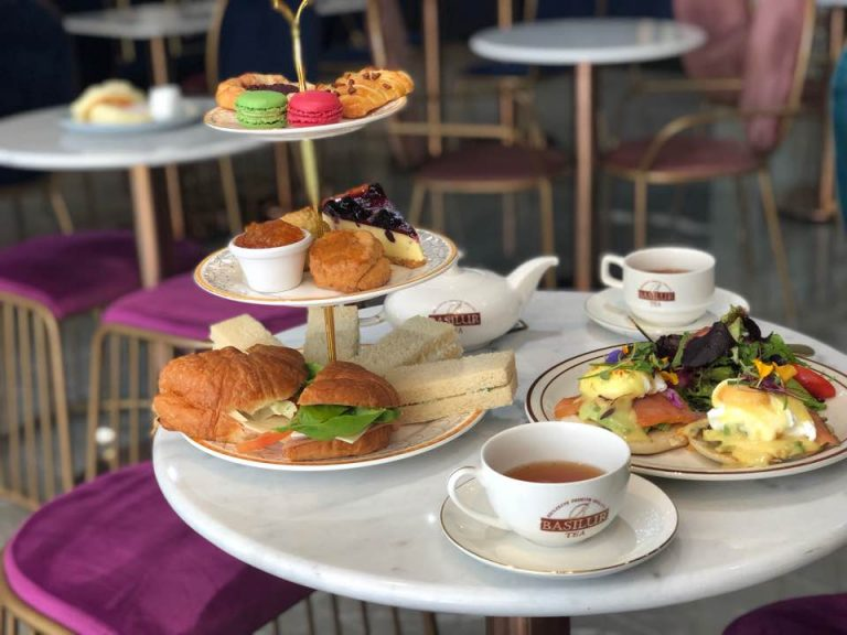 Food News: A Library-Chic Cafe, Burger Joint, Tapas Bar, and Indian Buffet