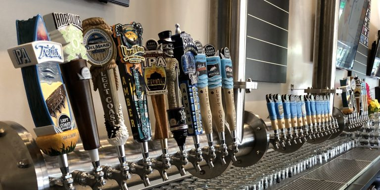 Left Coast Beers Pair Nicely with Smokehouse Offerings at New Irvine Location