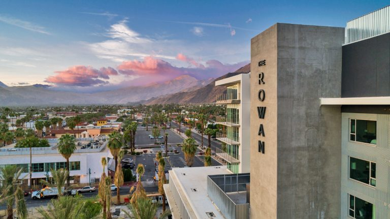 Palm Springs Sees Revival With New Downtown Development