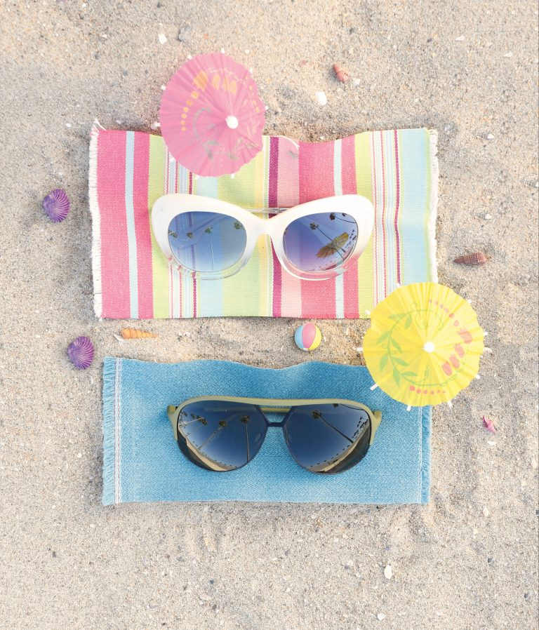 Sunny Side Up: Sunglasses from IVI Vision in Santa Ana