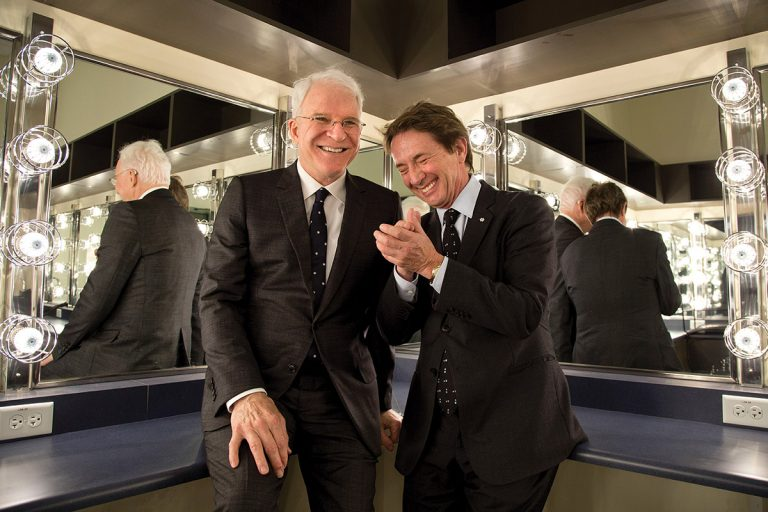 Steve Martin and Martin Short: On Their Friendship and Upcoming Performance in O.C.