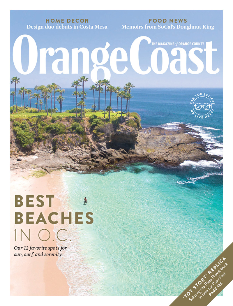 Gift Subscription to Orange Coast Magazine