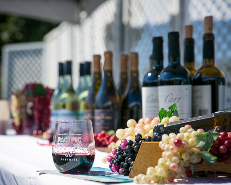 Act Now to Attend 2018 Pacific Wine & Food Classic