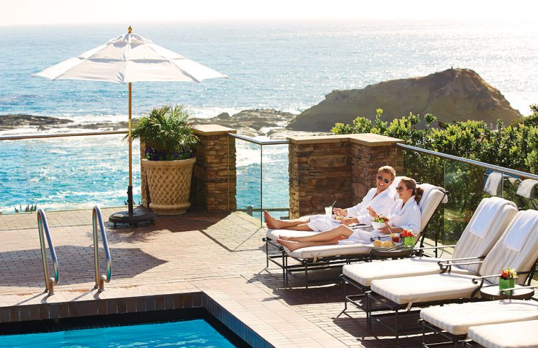 4 O.C. Spa Staycations To Help You Relax Without The Hassle of Travel