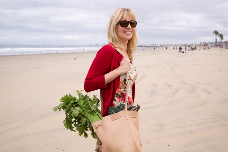 Newport Beach Cookbook Author Talks About Embracing A Plant-Based Diet
