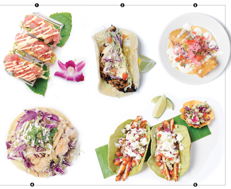 Seafood Tacos: Industry Players Tell Us Their Favorites