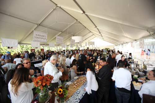 Rush Now to Secure Your Piece of the Newport Beach Wine & Food Festival in October