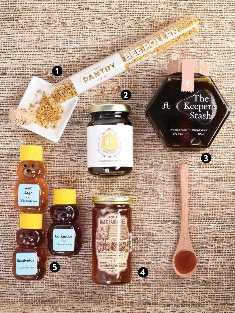 The 5 Best Local Honey Companies in Orange County!