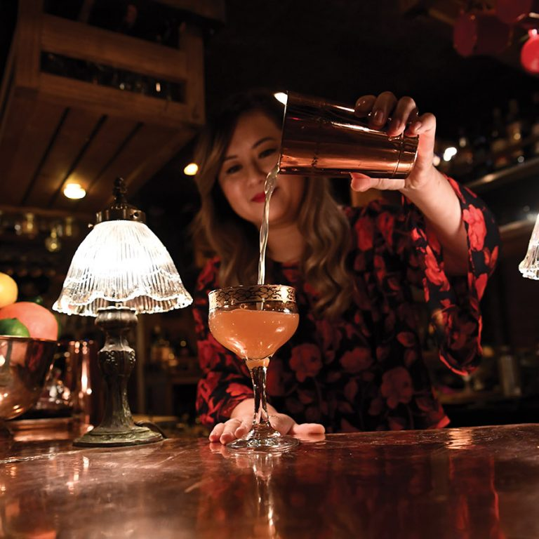Grab a Cocktail at These 4 O.C. Speakeasies