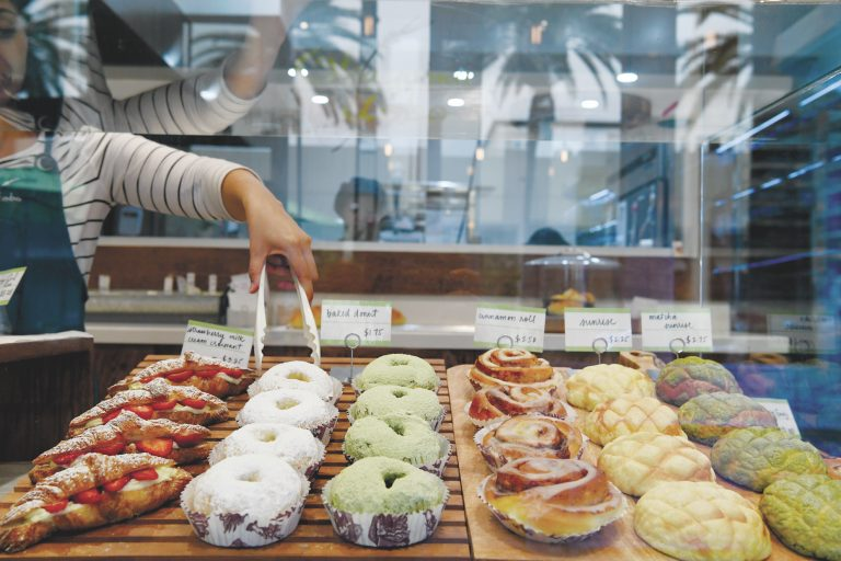 Flour Power: Japanese Bakery Opens, Along With KoJa Kitchen and Circle Hook