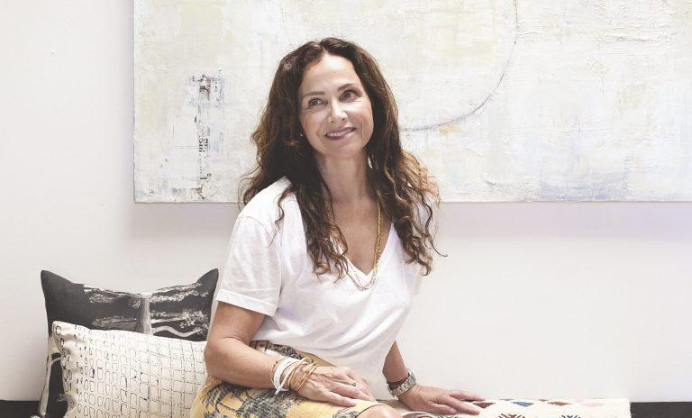 At Huit Boutique in Laguna Beach, Interior Designer Tania Cassill Expresses Her Style