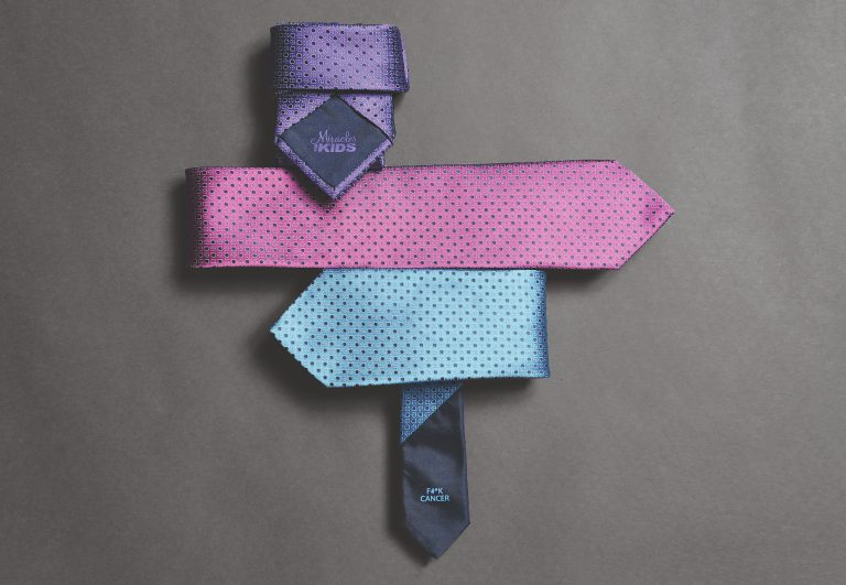 Ties With a Message Help Support Families With Critically Ill Children