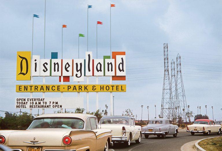 Making Magic: A Glimpse of Disneyland at its Beginnings [Photo Essay]