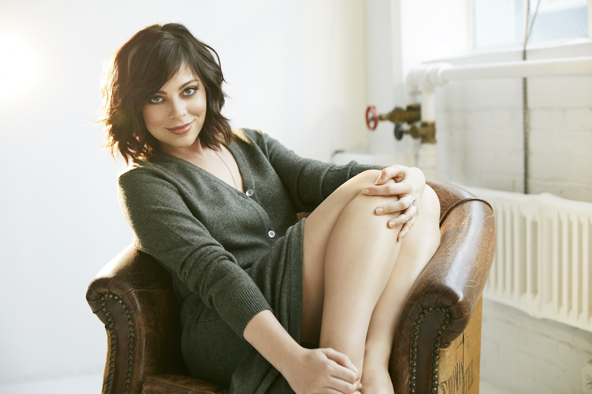 Showstopper Krysta Rodriguez Shares Stories from Career that Spans Stage  and Screen