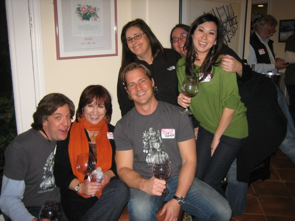 Todd French Celebrates 10 Years of Wine Berserkers, World's Largest Online Wine Community