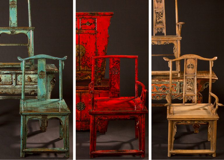 How C.S. Wo & Sons' Furniture Scope and Authentication Make It Top Source For Asian Antiques