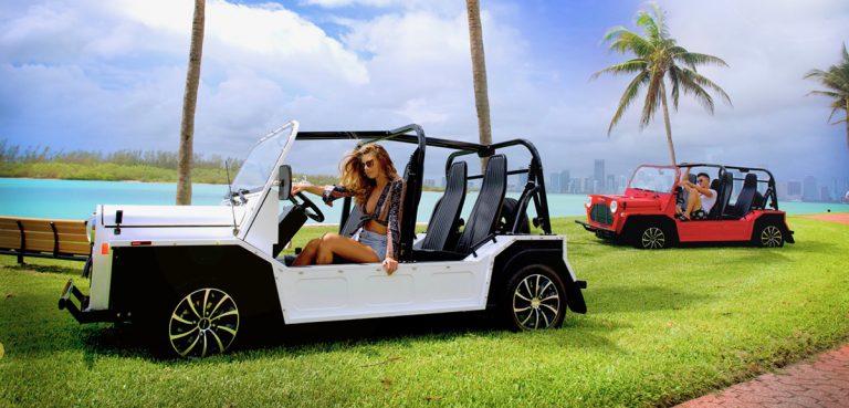 American-made eMoke Beach Cruisers Combine Luxury, Style and Emissions-Free Cruising