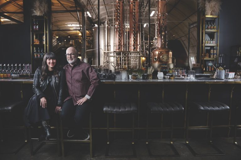 Start of a Trend? 3 Husband-and-Wife Teams Run Distilleries in Orange County