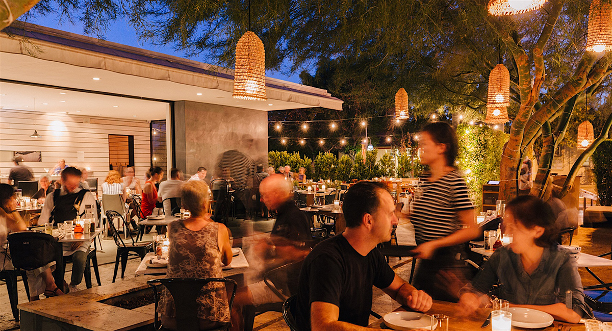 7 Uptown Design District Restaurants To Try In Palm Springs