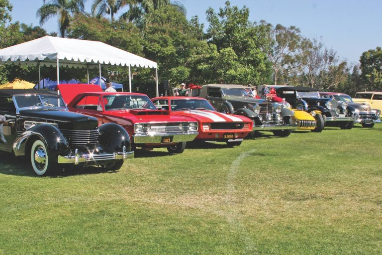 Where to See (and Buy!) Classic, Exotic, and Supercars in O.C.
