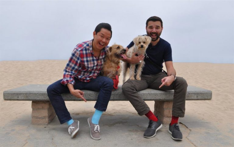 SoCal-Based Startup Company Combines Socks With Passion For Rescuing Dogs