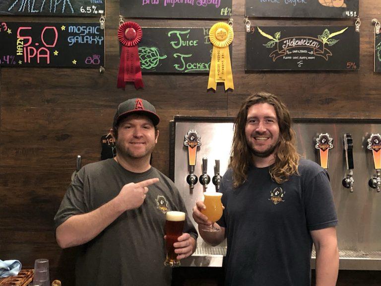 Anaheim's Phantom Ales Wins People's Choice Award with Juicy IPA