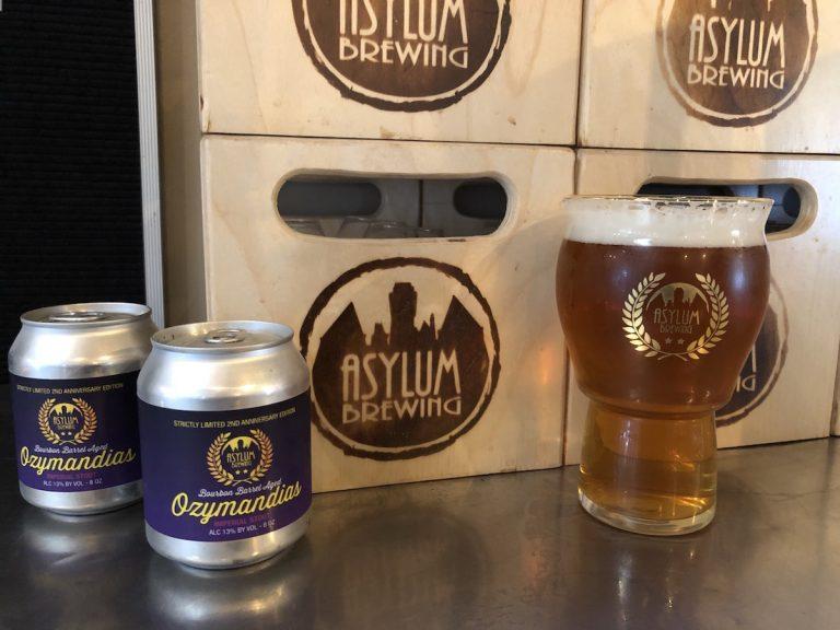 Asylum Brewing in Anaheim Celebrates Second Anniversary