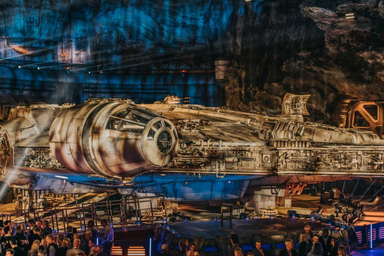 A Photo Tour of Star Wars: Galaxy's Edge at Disneyland