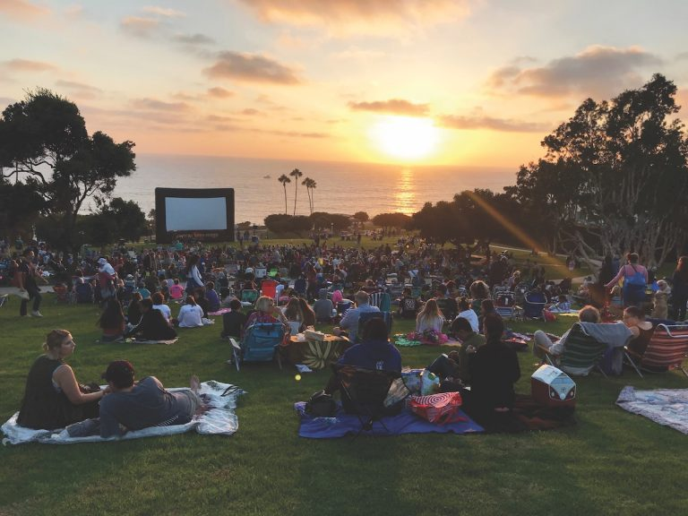 O.C. At Night: Open-Air Films Around the County